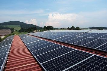 différentes familles de panneaux solaires