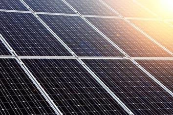 exemples de panneaux solaires
