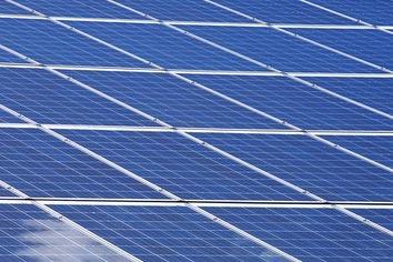 exemples de panneaux photovoltaïques